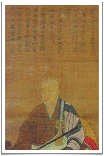 Zen master Myōan Eisai gave a pot of tea to a drunken Japanese General to help with his hangover.