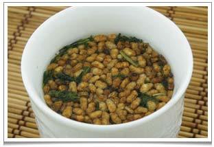 Nourishing Brew: Roast Rice Tea