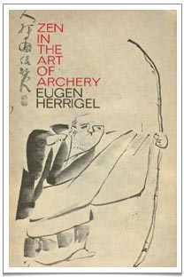 Zen in the Art of Archery by Eugen Herrigel. ISBN 0394716639