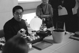 Tea Appreciation Taster Workshops at The British Museum - stories about holding a Chinese tea cup