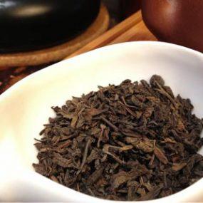 chaya teahouse rare & aged tea:- liu bao cha 2007 vintage special reserve