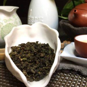 chaya teahouse formosa oolong tea:- lishan oolong
