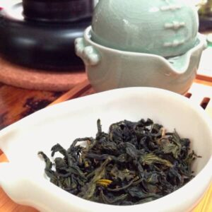teanamu chaya teahouse formosa oolong tea:- pouchong oolong