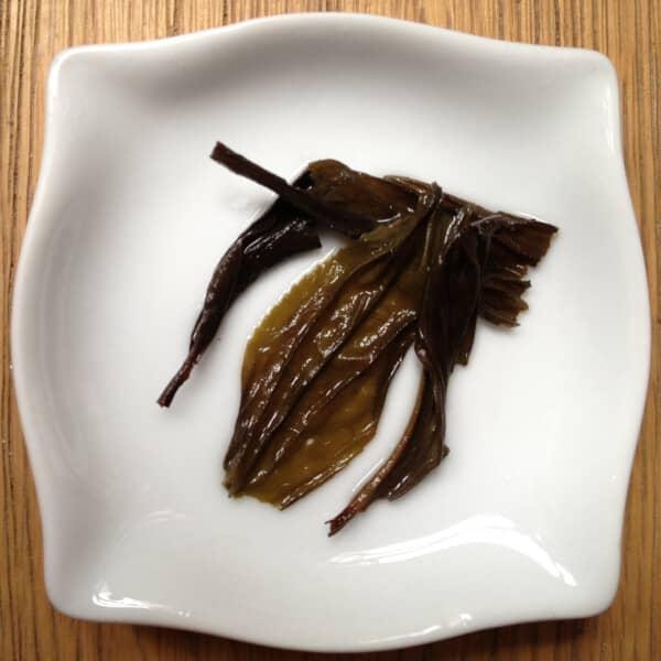 teanamu chaya teahouse phoenix oolong tea:- honey orchid phoenix