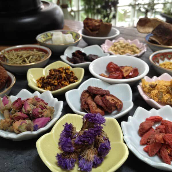 teanamu chaya teahouse herbal tisane ba bao eight treasures