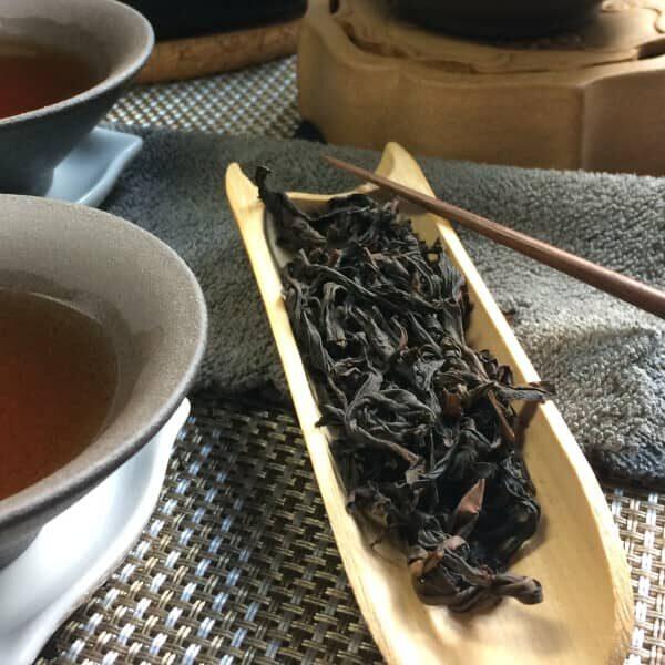 Yu Gui Oolong @ Teanamu Chaya Teahouse