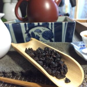 Longan Iron Goddess of Mercy Oolong Tea