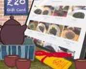 Teanamu £20 eGift Card