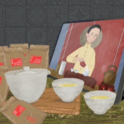 Teas in the Cloud Brew-Along Tea Masterclass