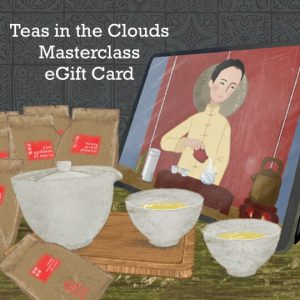 eGift Card for Teas in the Clouds Brew-Along Tea Masterclass