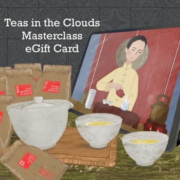 eGift Card Tea in the Clouds Brew-Along Tea Masterclass