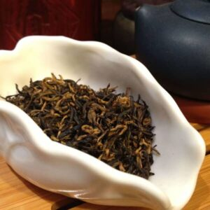 teanamu chaya teahouse black tea organic golden monkey