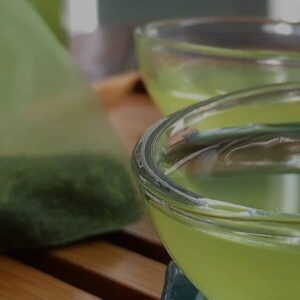 teanamu chaya teahouse green tea rikyu sencha