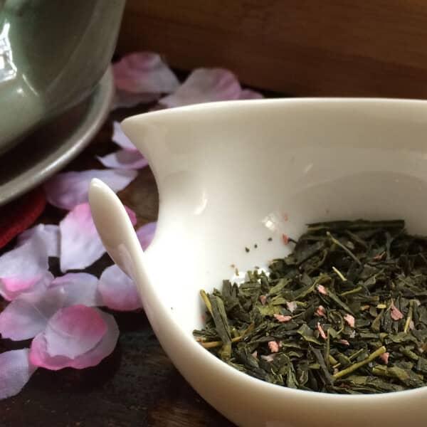 teanamu chaya teahouse green tea sakura sencha